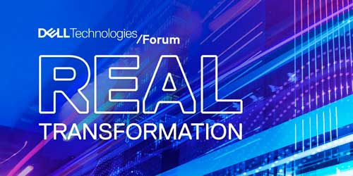 Баннер Dell Technologies Forum.